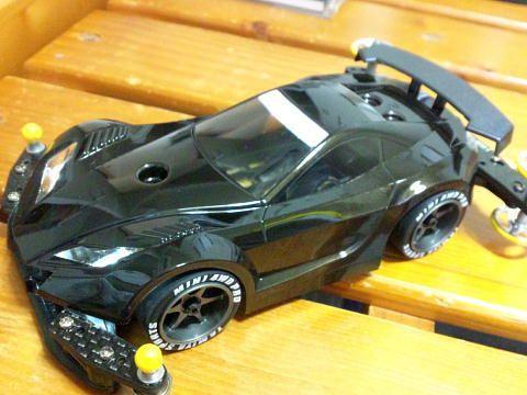 「 【ミニ四駆】Honda HSV-010 GT TEST CAR 」の画像 SAITXの多趣味ブログ Ameba (アメーバ)