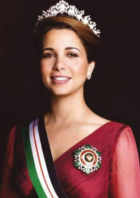 ♔R4R Photo Marathon: Double Royals Princess Haya, daughter of King Hussein of Jordan & wife of Sheikh Mohammed of Dubai