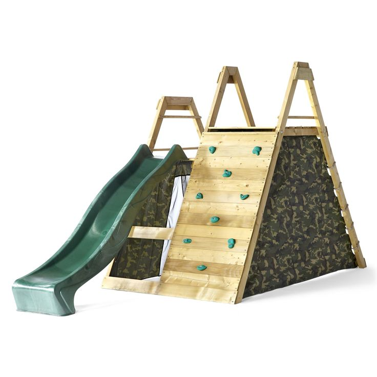 Cool x x m Holz Kletterpyramide f r den Garten Diese gro e Holz Kletterpyramide mit all ihrem Zubeh r bietet genug Spielm glich