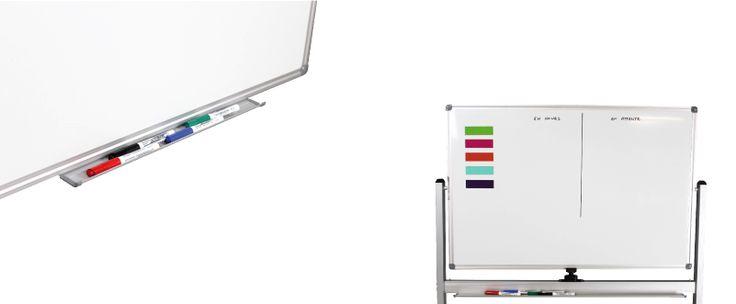 Le tableau magnétique, un support idéal pour tous vos magnets. Il s'est imposé au fil des années comme une solution d'affichage et de présentation pratique et efficace. Découvrez nos solutions sur www.magnetiques.fr