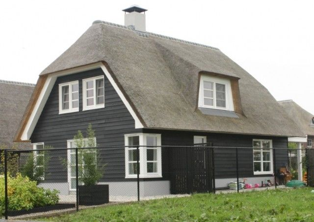 17 best images about droomhuizen on pinterest modern farmhouse ramen and tes - Landscaping modern huis ...