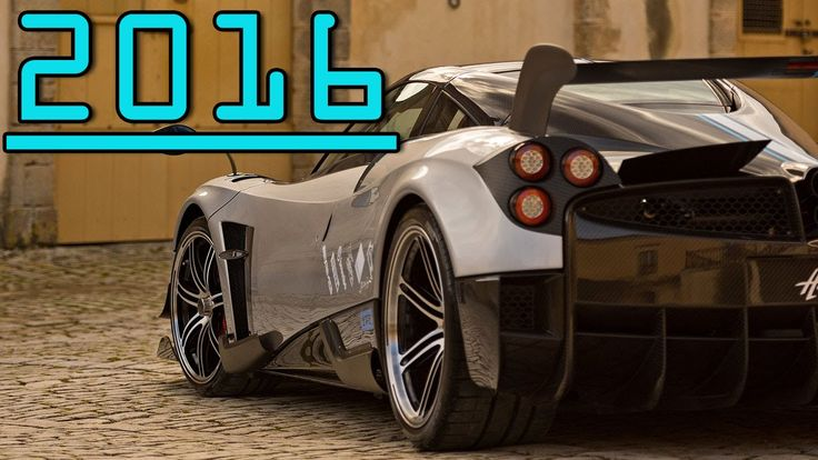 ►2016 Pagani Huayra BC New 7 Speed AMT Sports Exhaust Includes First Dri...
