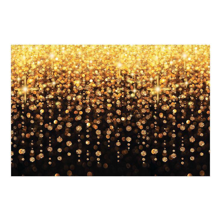 Celebration Lights Backdrop Banner - OrientalTrading.com