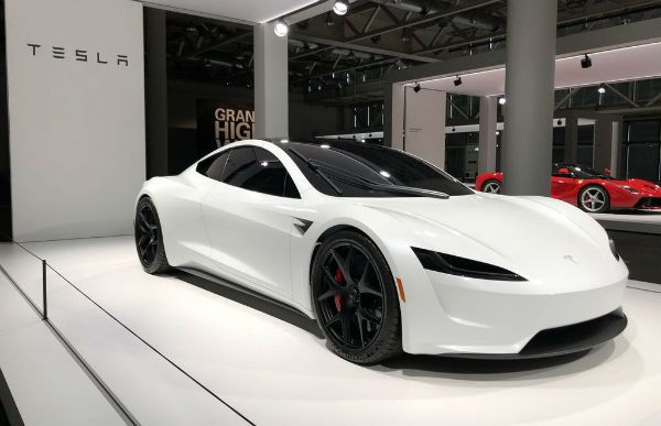 2020 Tesla Roadster Tesla Roadster Roadsters Sports Cars Luxury