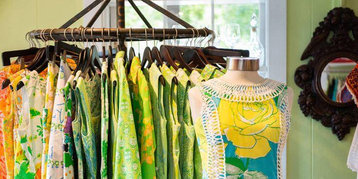 Elisabeth English, owner of Nantucket vintage store Current Vintage, shares her top 10 vintage brands that every prep should collect.