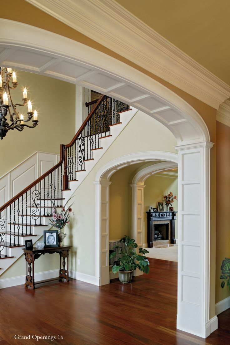 47 best Arched Cased Openings images on Pinterest | Home ...
