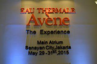 ReinyAnd's Beauty Journal: [Event Report] Avene Suncare Launching