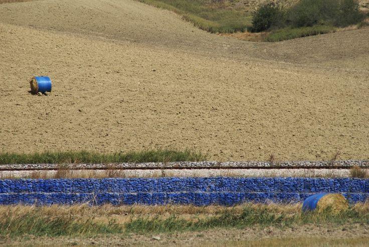 Paesaggi in Movimento, Potenza-Bari, Marcella TIsi, 2005-06.