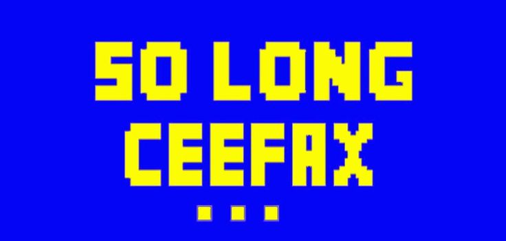 Superdecade Games: teletext