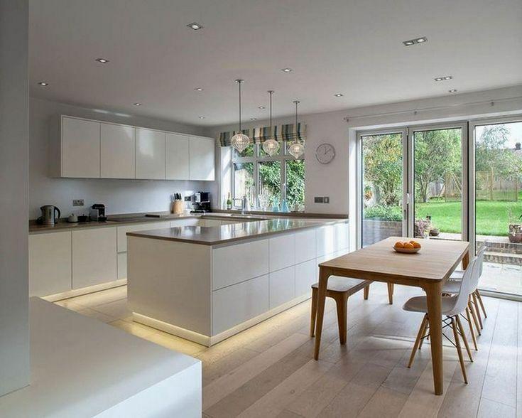 35 Amazing Modern Contemporary Kitchen Ideas Modern Kitchen