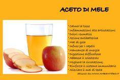 18 rimedi con l'aceto di mele | Ambiente Bio