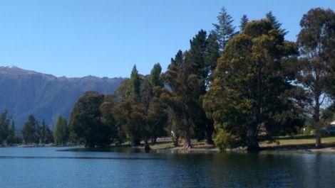 Beautiful Lake Te Anau