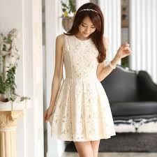 moda coreana juvenil vestidos 2014 - Buscar con Google