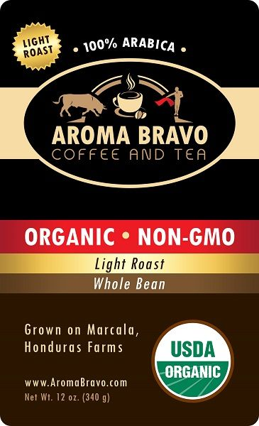 With its light body, bright tones and distinct acidity, light roast fans are sure to love this exciting new coffee from Aroma Bravo.  Coffee enthusiasts can now get their very own Light Roast Honduras Whole Bean Coffee for only $19.99 on Amazon.com!