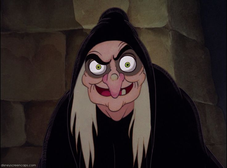 Disney Witches | Witch (Snow White and the Seven Dwarfs) - Disney Wiki