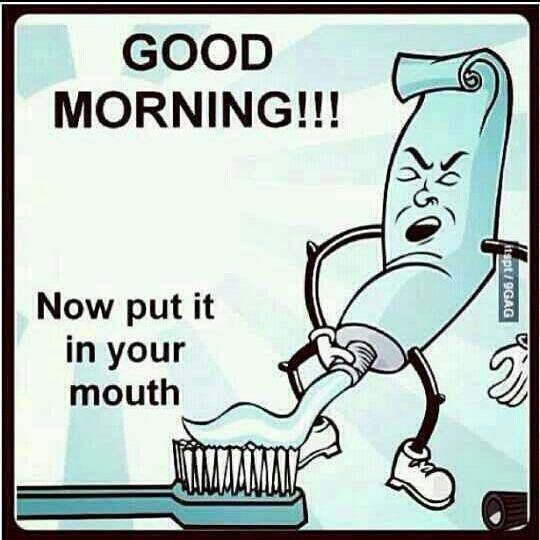 Figured I'd give ya a little humor to wake up to. I love you and had a wonderful time last night. Have a good and safe day today. *KISS*