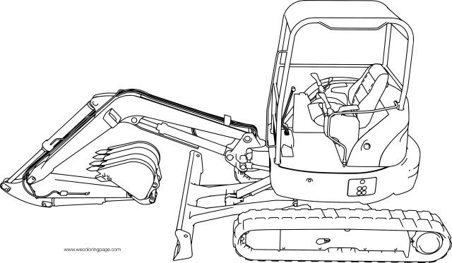 Inspired Picture Of Excavator Coloring Page Entitlementtrap Com Lego Coloring Pages Lego Coloring Truck Coloring Pages