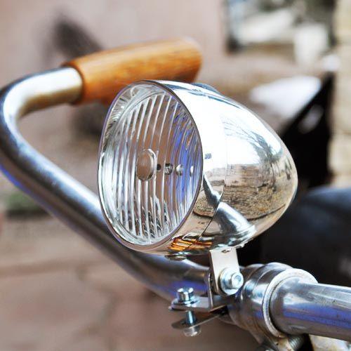 Classic Bicycle Headlamp   imaginechildhood.com $35