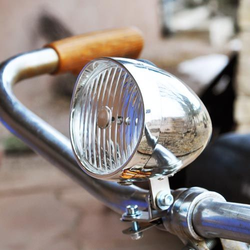 Classic Bicycle Headlamp | imaginechildhood.com $35