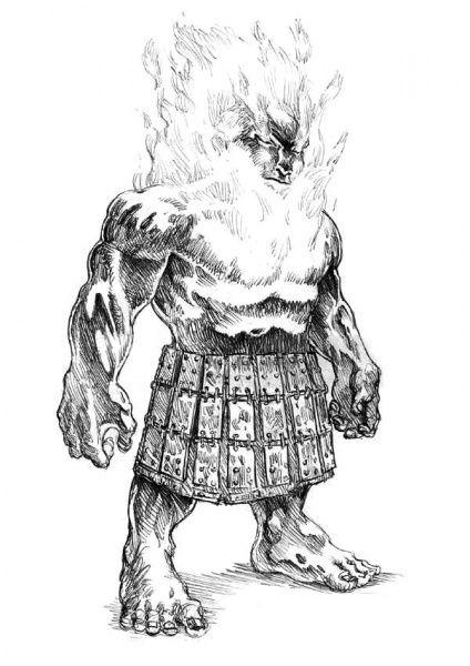 IRA.Sketch de Todd Lockwood