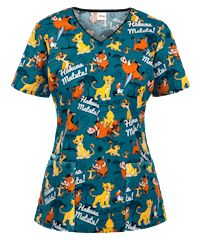Tooniforms Cartoon Scrubs at Uniform Advantage