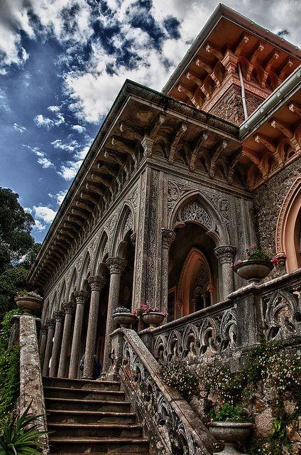Monserrate palace, Sintra, Portugal | PicadoTur - Consultoria em Viagens | Agencia de viagem | picadotur@gmail.com | (13) 98153-4577 | Temos whatsapp, facebook, skype, twiter.. e mais! Siga nos|