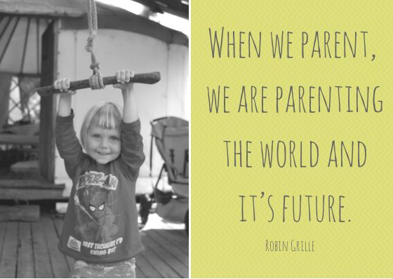 Inspirational Parenting Quotes - Lulastic and the Hippyshake