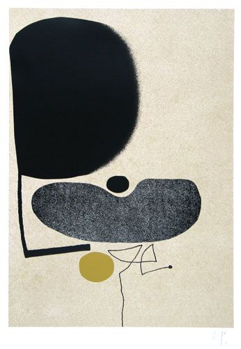 Victor Pasmore Points of Contact No 22 (1973)