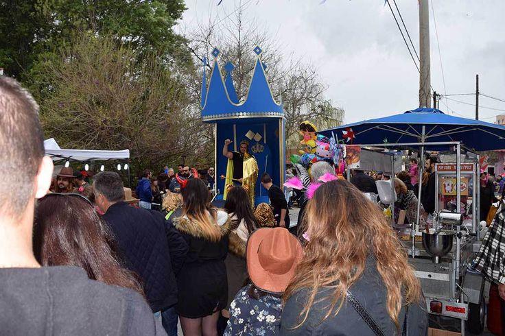Carnival in Kalives