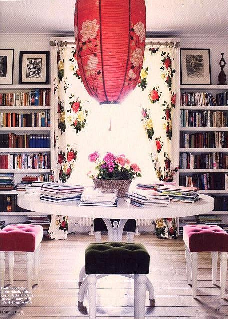 8 Best Images About The Chinoiserie Library Dining Room On