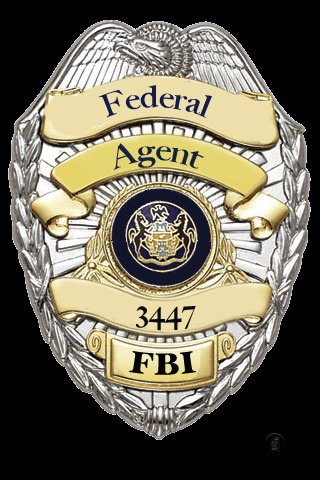 57 best images about badges on pinterest special agent - Fbi badge wallpaper ...