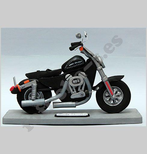 Fofucha Moto Harley Davidson 883
