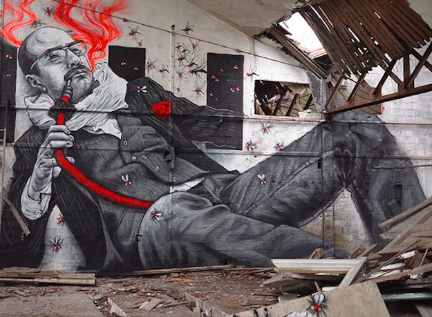 Doors of perception, by MTO |  Photos Proving Berlin Has The World's Best Street Art