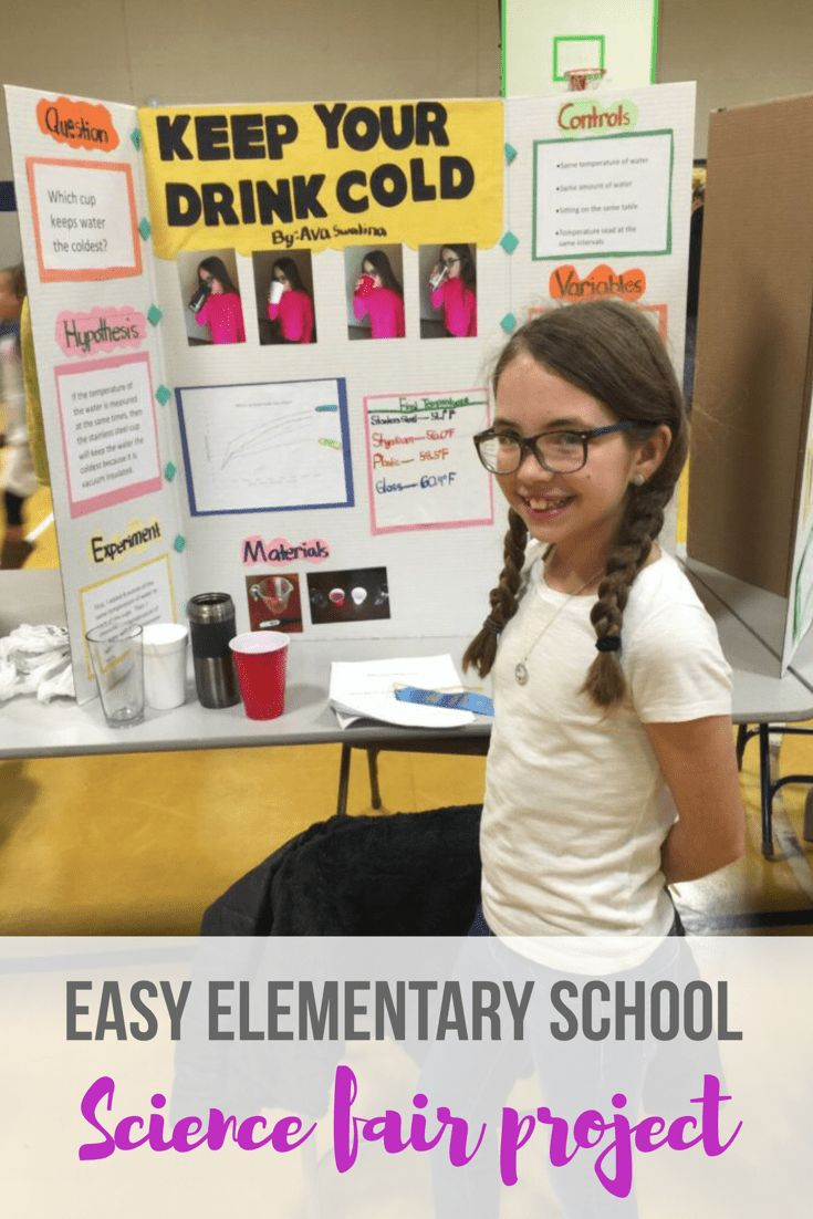 #sciencefairproject This is a science fair project your kid can basically do on their own.  It requires items you most likely already have in your house. I don't remember having to do science fair projects until Middle school so I was surprised when my 4th grader had to do one. I probably don't remember because my… Continue reading Easy 4th grade science fair project