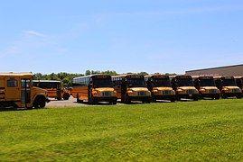 Eua, Ônibus Escolar, Ônibus Escolares