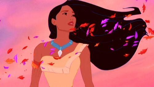 Pocahontas.     Kocoum's dead? When did THIS HAPPEN? @Karley Cameron Nadolski :)