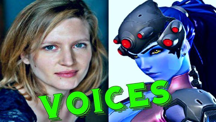 Widowmaker: All Voice Lines Overwatch Voice Actors Overwatch Characters ...