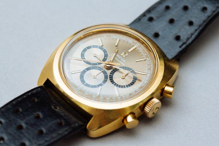 1970 Omega Seamaster Chronograph