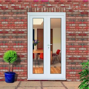 Wickes uPVC French Doors 4ft | Wickes.co.uk