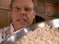 Perfect Popcorn recipe from Alton Brown