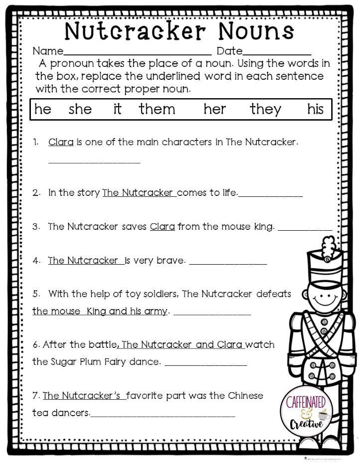 Noun Lesson Plan Proper Pronouns Singular Plural 4378823 - aks
