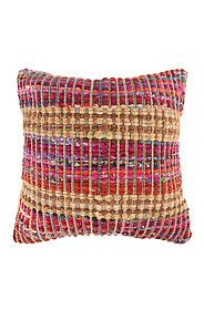 RUSTIC CHINDI 60X60CM SCATTER CUSHION
