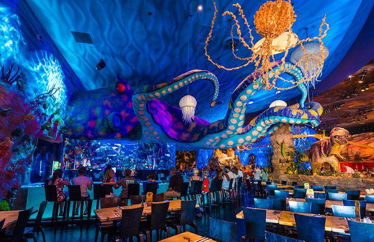 Restaurantes da Disney Springs em Orlando #viagem #orlando #disney