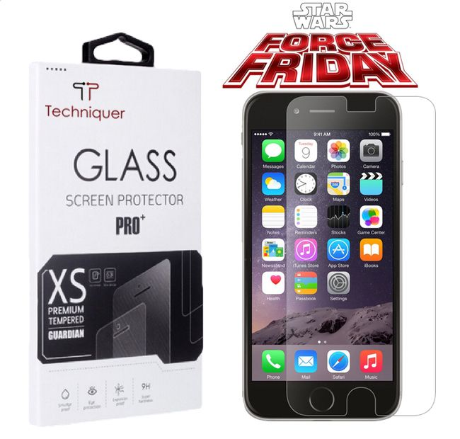 iPhone 6 Plus screen protector - Force Friday Sale! http://www.amazon.com/Tempered-Protector-Thickness-Oleophobic-Sensitivity/dp/B00OSY5CMK #iphone6plusscreenprotector #amazon fba