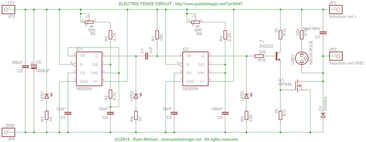 electric_fence_circuit_induction_coil_driver_555