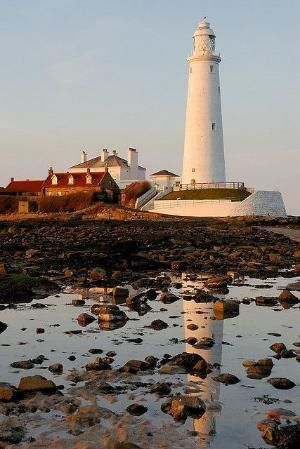 St. Mary's #Lighthouse by brookeO    http://dennisharper.lnf.com/