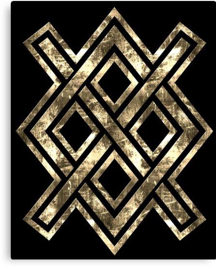 Gungnir, Odin's spear, Rune Gar