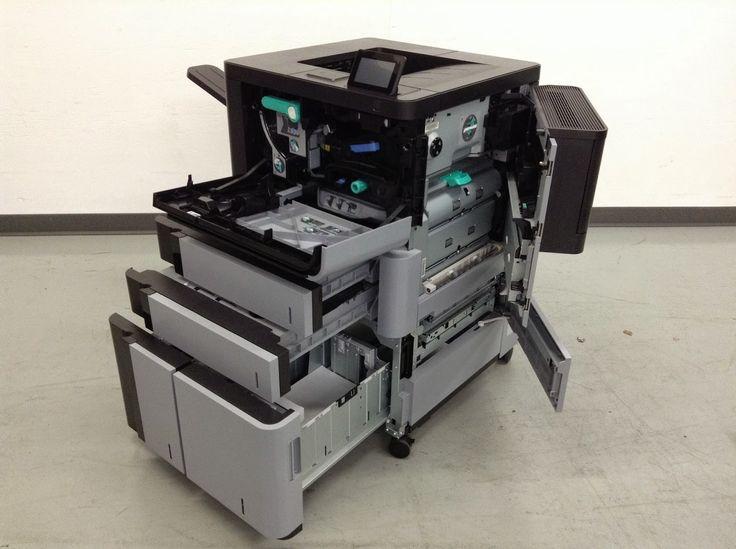 HP LaserJet M806x+ Driver Download