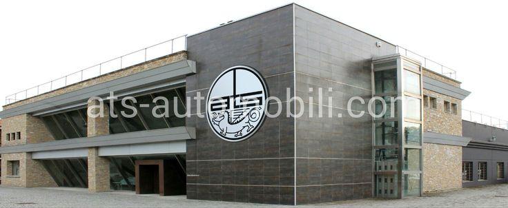 Ats automobili factory....italy