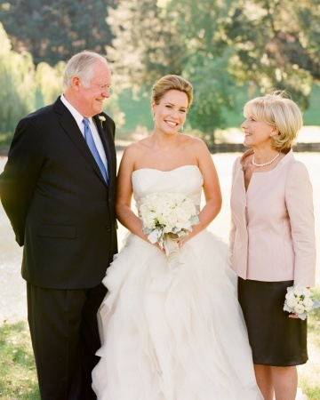 wedding etiquette: how to honor a stepparent